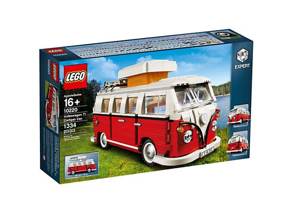 10220 Lego VW Bus set