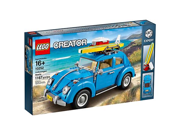 10252 Lego VW Beetle Set
