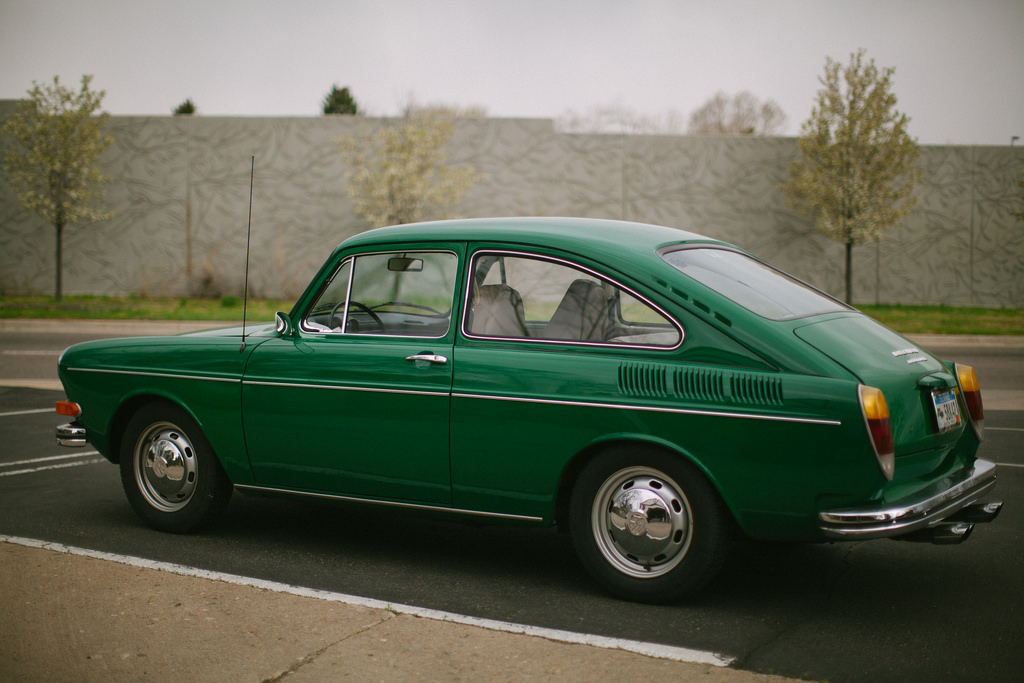VW Type 3 Fastback