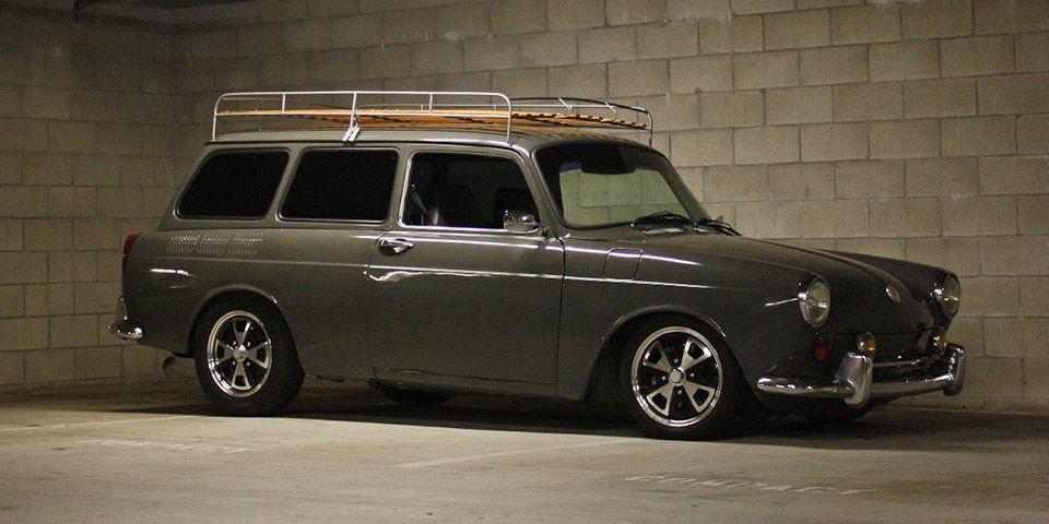 VW Type 3 squareback variant