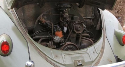 start rebuild vw beetle engine