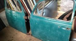 replace vw beetle door