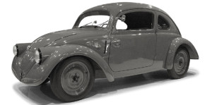 Replica of a 1937 VW V30 Prototype