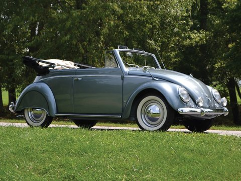 Split Window VW Beetle