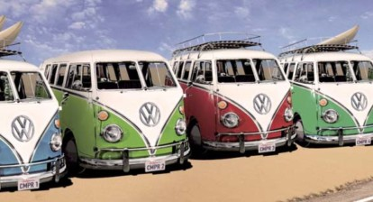 Split Window VW Bus Bug