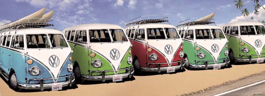 Split Window VW Bus Bug