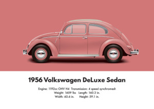 1956 Vw Beetle Oval Window Specifications Aircooled Community