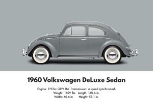VW Beetle 1960