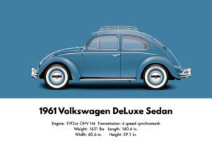 VW Beetle 1961