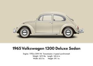 1965 VW Beetle