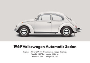 1969 VW Beetle