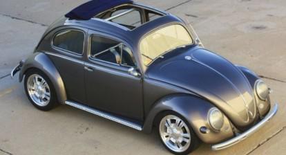 restore a VW Beetle