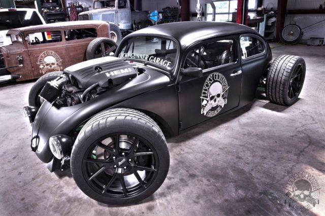 Hot Rod VW Bug