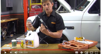 how to use a brake bleeder