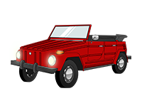 VW Thing parts