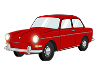 VW Type 3 parts