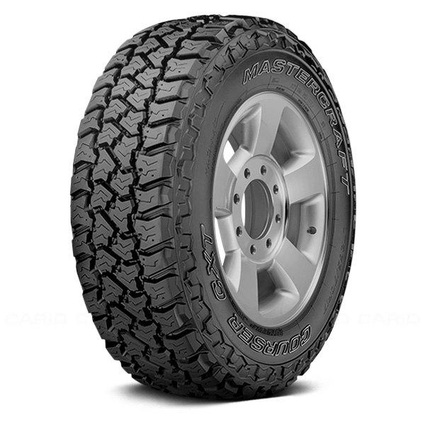 Mastercraft tire CXT