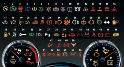 64 VW Beetle warning lights you must know