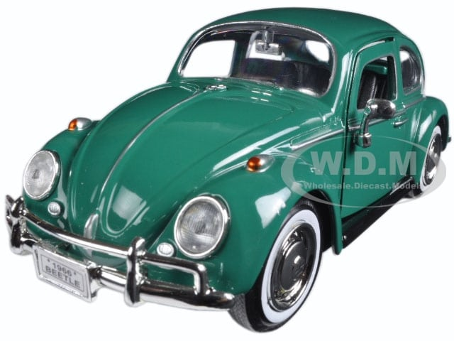 VW Beetle 1966 Diecast model car