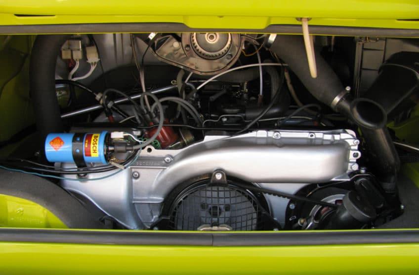 VW Type 4 engine