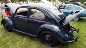1947 VW Beetle split window
