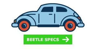 VW Beetle specs