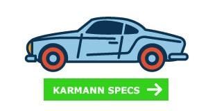 VW Karmann specs