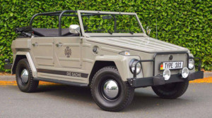 Picture of a Volkswagen Thing type 181