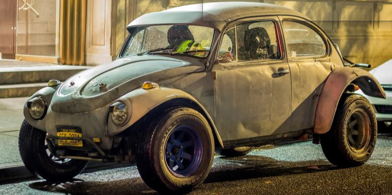 What is a VW Baja Bug?