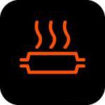 Catalytic converter warning light